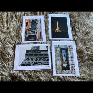 France photographic greeting cards